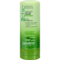 Giovanni Hair Care Products Hair Mask - 2chic Avocado And Olive Oil - 5 Oz