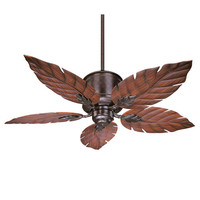 Savoy House 52-083-5RO-13 Portico English Bronze Outdoor Ceiling Fan