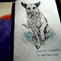 mission complete ( a best friend's song ) dog love