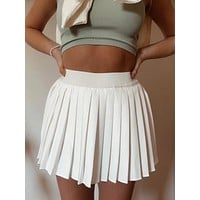 Drop Shot Skirt