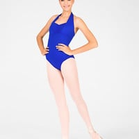 Free Shipping - Adult Double Halter Leotard by MOTIONWEAR