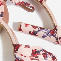 MEG Closed Toe Platforms - New In This Week - New In