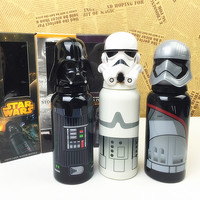 Hot Deal Coffee Cute Drinks On Sale Stainless Steel Starwars Cup [9315038404]