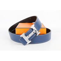 Hermes belt men's and women's casual casual style H letter fashion belt592