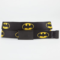 Buckle-Down Batman Boys Belt Black Combo One Size For Women 23433614901