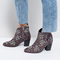 Free People Festival Ankle Boots at asos.com