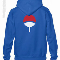 Uchiha Clan - Naruto anime cosplay Sasuke Itachi fan sweater / hoodie sweatshirt