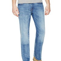 7 for All Mankind Men's Slimmy Slim Fit Jeans - Blue -