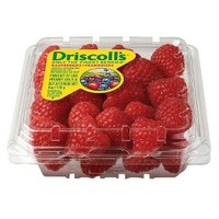 Driscoll's Medium Scarlet Raspberries 6-oz.