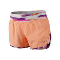 Nike Tempo Rival Graphic Girls' Running Shorts