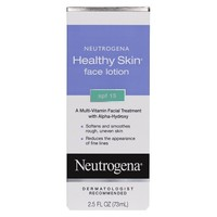 Neutrogena Healthy Skin Face Lotion with sunscreen SPF 15