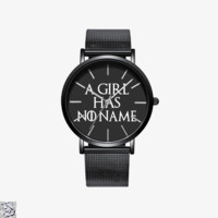 A Girl No Name, Game of Thrones Watch