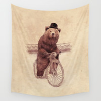 Barnabus Wall Tapestry by Eric Fan