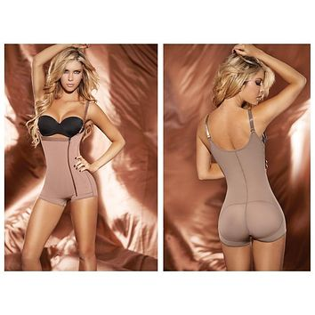 Ann Chery 5146 Powernet Mara Shapewear Color Brown