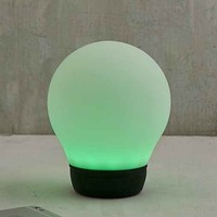 Divoom AuraBulb Wireless Speaker + Lamp