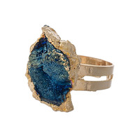 Nomad Stone Cocktail Ring