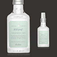 100 Proof Hair Treatment Oil - Drybar Hair Care and Styling Products