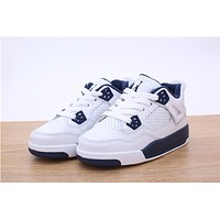 AIR JORDAN 4 kids shoes size 28---35 good quality,hot sale!