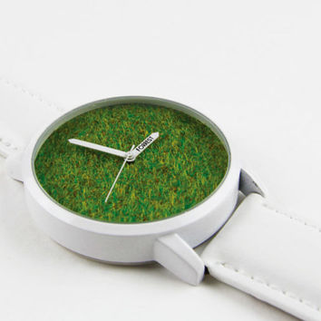 FORREST Grass Watch - 30m Water Resistant Conceptual Watch