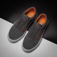 Vans Classic Old Skool Flats Sneakers Sport Shoes