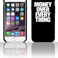 Money Over Everything 5 5s 6 6plus phone cases