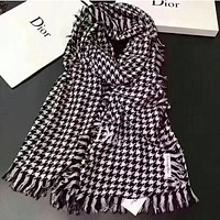 Dior New Popular Woman Cashmere Scarf Shawl Accessories