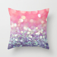 Fantasy Throw Pillow by Lisa Argyropoulos | Society6