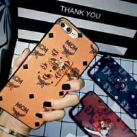 MCM: Fashion Sale iPhone Phone Cover Case For iphone 6 6s 6plus 6s-plus 7 7plus H-AGG-CZDL