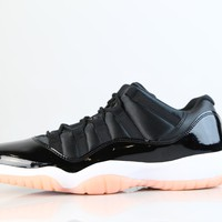 BC HCXX Nike Air Jordan Retro 11 Low Bleached Coral Black GG GS 580521-013 (NO Codes)