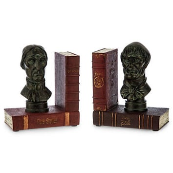 disney parks the haunted mansion bookends ghost bust new