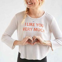 Truly Madly Deeply I Like You Very Much Tee