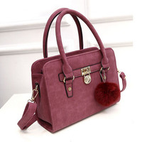 Women Ladies Handbag Shoulder Bags Tote Purse Leather Ladies Messenger Bag