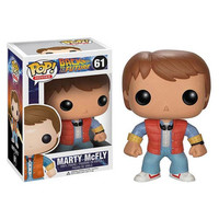 Funko POP! Movies - Vinyl Figure - Back to the Future - MARTY (4 inch): BBToyStore.com - Toys, Plush, Trading Cards, Action Figures & Games online retail store shop sale