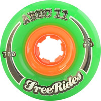 Abec11 Freeride 77Mm 78A