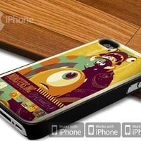monster inc all version of iPhone 4 4s and iPhone 5 5c 5s