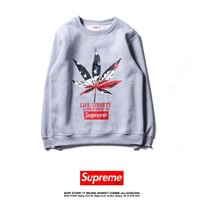 Women's and men's Supreme Sweatshirt for sale 501965868-0292