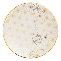 H&M Small Porcelain Plate $5.99