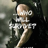"The Walking Dead - TV Show Poster (Who Will Survive? - Daryl Dixon) (Size: 24"" x 36"")"