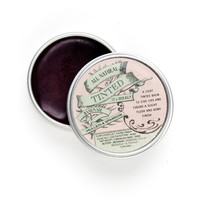mullein and sparrow   mini tinted lip and cheek balm
