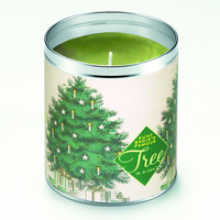 1920s Tree-in-a-Can Scented Candle