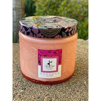 Goddess Scented Soy Candle