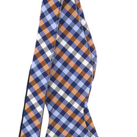Tok Tok Designs Men's Self-Tie Bow Tie (B371, 100% Silk)