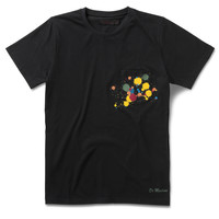 DR MARTENS Splatter Pocket T-Shirt
