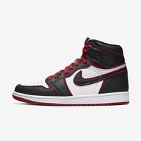 "Air Jordan 1 High OG ""Bloodline"" Sneakers - Best Deal Online"