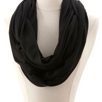 Solid Knit Infinity Scarf by Charlotte Russe