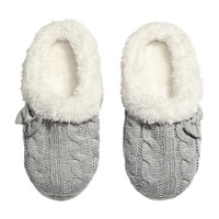 Slippers - from H&M