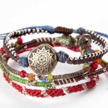 Wakami Earth Bracelet | Story of the Earth | Fair Trade | Made in Guatemala | Come Together Trading
