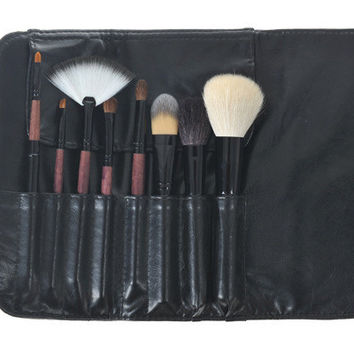 Brown Fashion Make-up Brush Set = 5893002177
