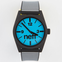 Neff Daily Watch Black Stripe One Size For Men 21145412501