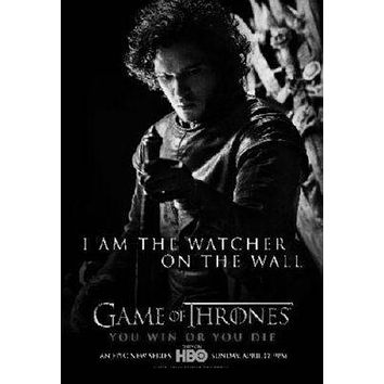 """Game Of Thrones Poster Black and White Mini Poster 11""""x17"""""""